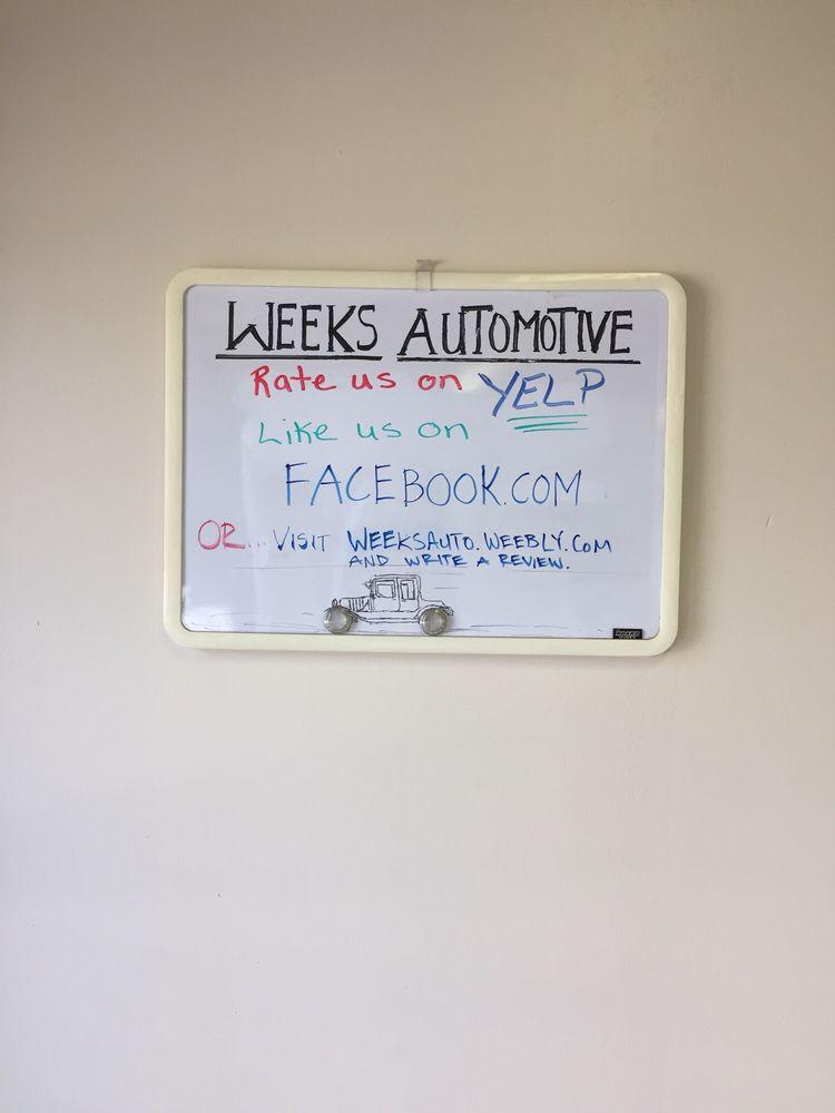 Weeks Automotive Service & Repairs