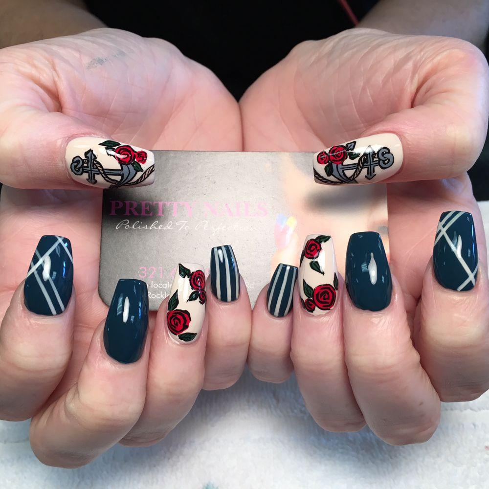 Pretty Nails - 16 Photos & 10 Reviews - Nail Salons - 3812 Murrell ...