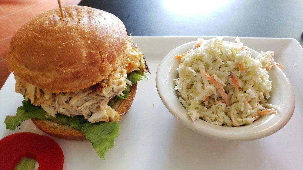 Richardson's Cafe: 12 Church St, Mathews, VA