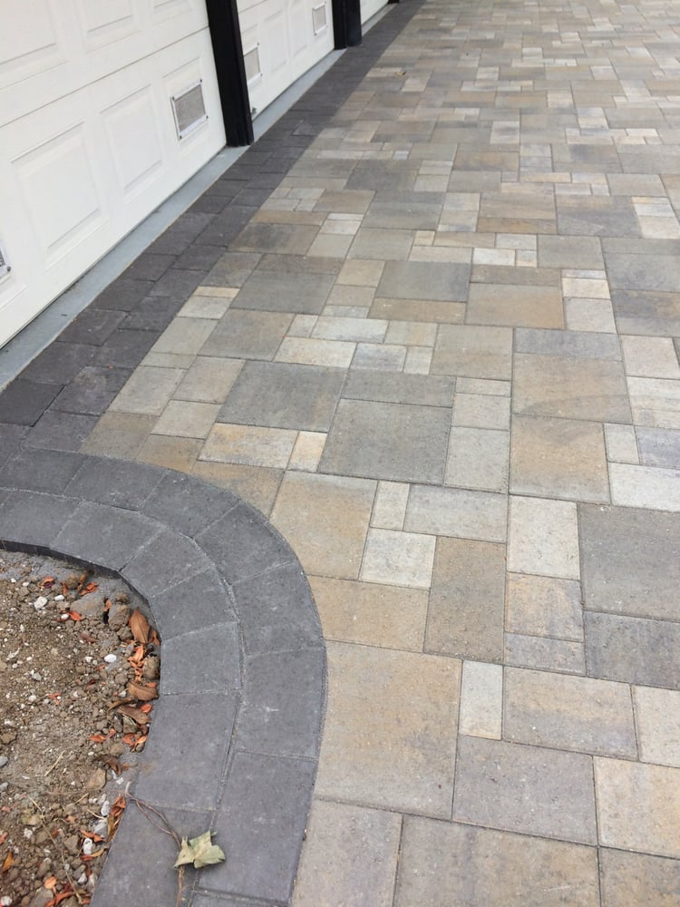 Stone Paving Stones : Belgard catalina stone pieces pattern in victorian blend