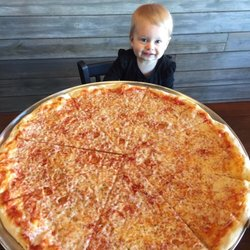 P O Of Peri Brothers Pizza Raleigh Nc United States This Was Her