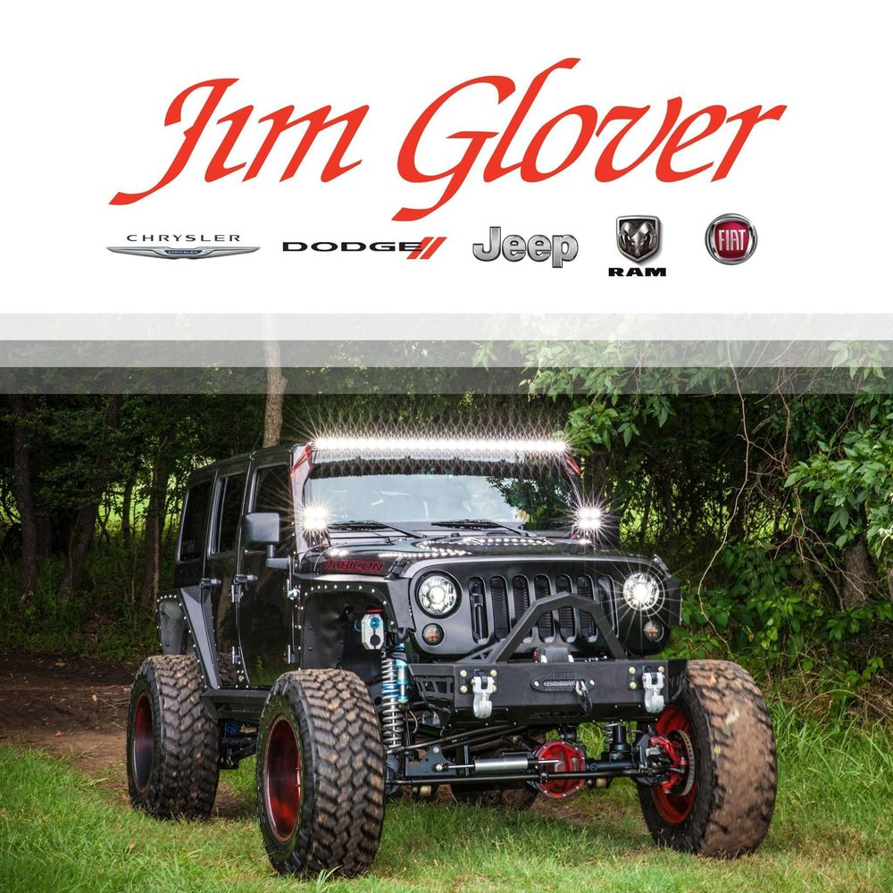 Jim Glover Dodge Chrysler Jeep Ram Fiat