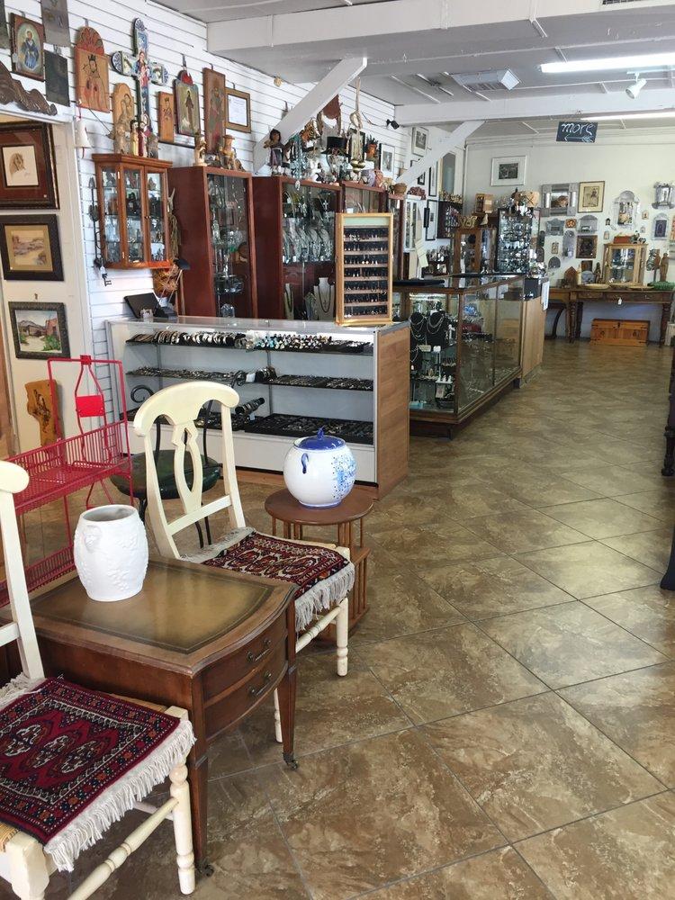 Ru treasures: 1836 Cerrillos Rd, Santa Fe, NM