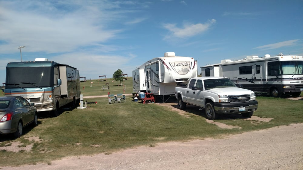 Three Flags Rv Park: 9484 Three Flags Ln, Black Hawk, SD