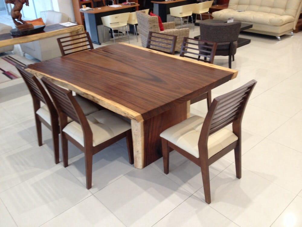 Comedores y muebles de madera s lida yelp for Comedores de madera nuevos