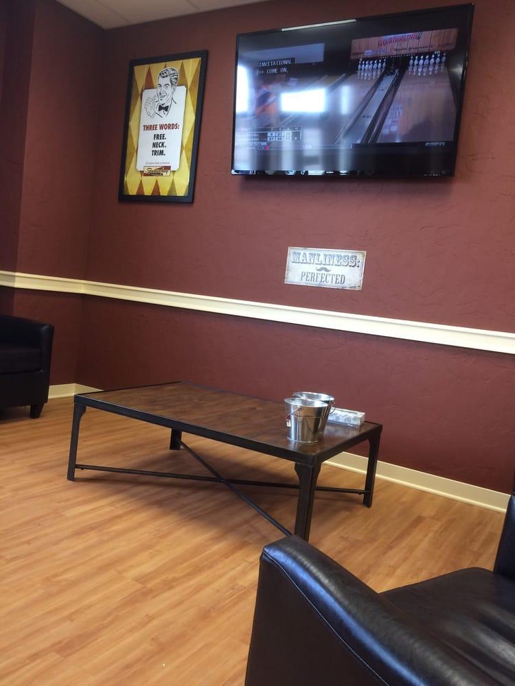 The Barbershop - A Hair Salon For Men: 708 S Highline Pl, Sioux Falls, SD