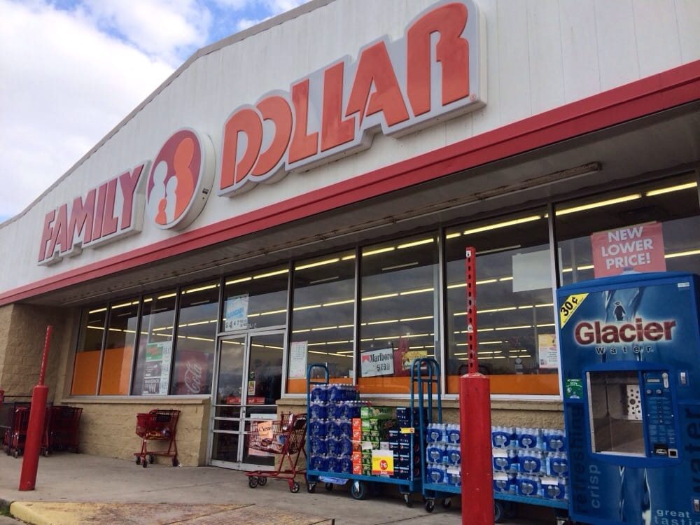 Family Dollar: 1104 Miller St, Anahuac, TX
