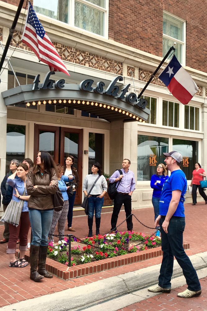 Walking Tours of Fort Worth