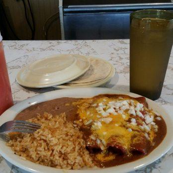 Garcia S Mexican Food San Antonio