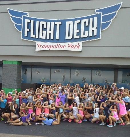 Flight Deck Arlington: 1600 W Interstate 20, Arlington, TX