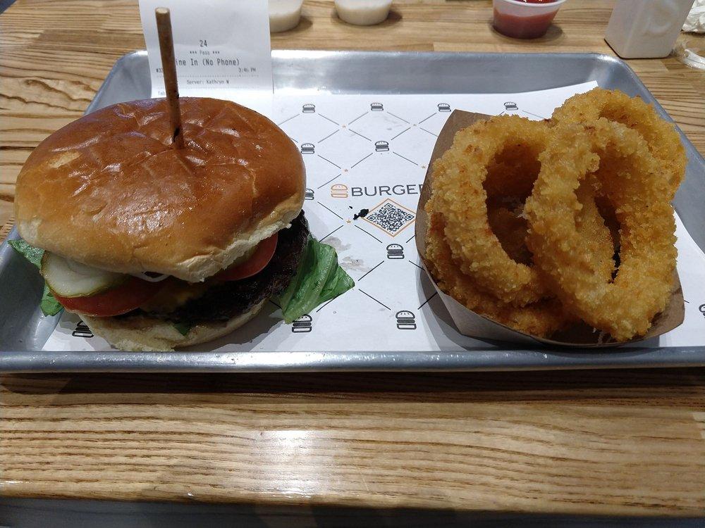 Food from Burgerim