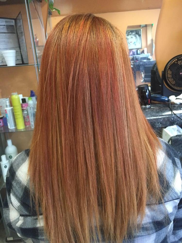 Angely beauty salon coiffeurs salons de coiffure for Salon de coiffure new york
