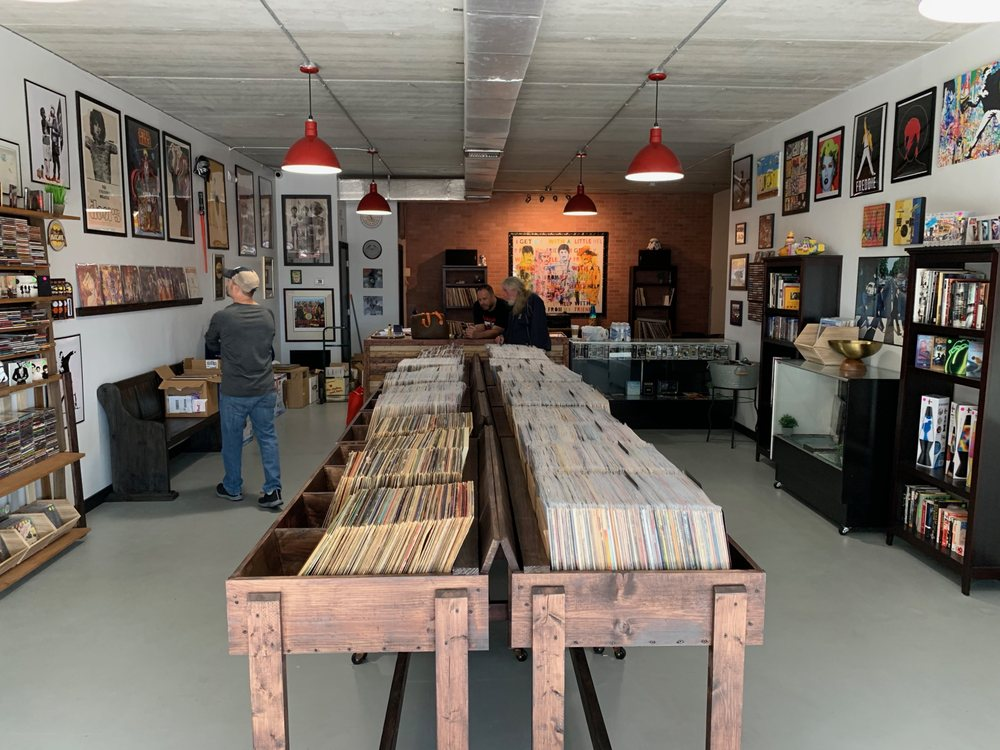 Revolution Records: 1031 Cape Coral Pkwy E, Cape Coral, FL