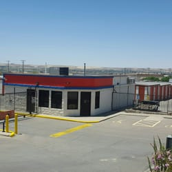 Photo Of Aaa Self Storage El Paso Tx United States Gated