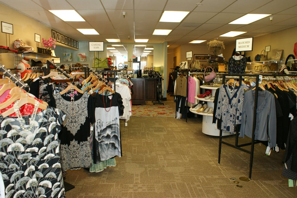 Used Clothing Stores Roseville Ca