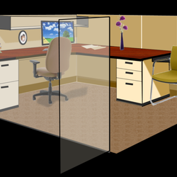 Photo Of Sharp Office Interiors   Modesto, CA, United States. Presentation  Drawing For