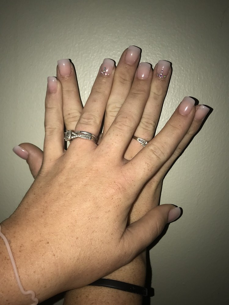 Top Nails: 1283 N National Rd, Columbus, IN
