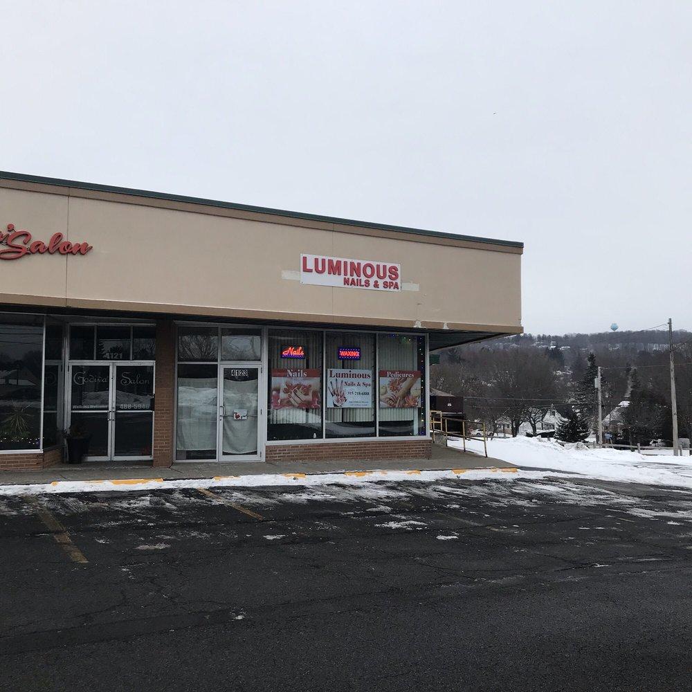 Luminous Nails & Spa: 4123 W Genesee St, Syracuse, NY