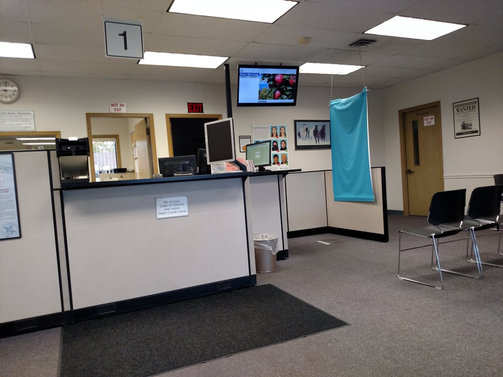 Dmv Departments Of Motor Vehicles 605 E Mountain View Ave Ellensburg Wa Phone Number Yelp