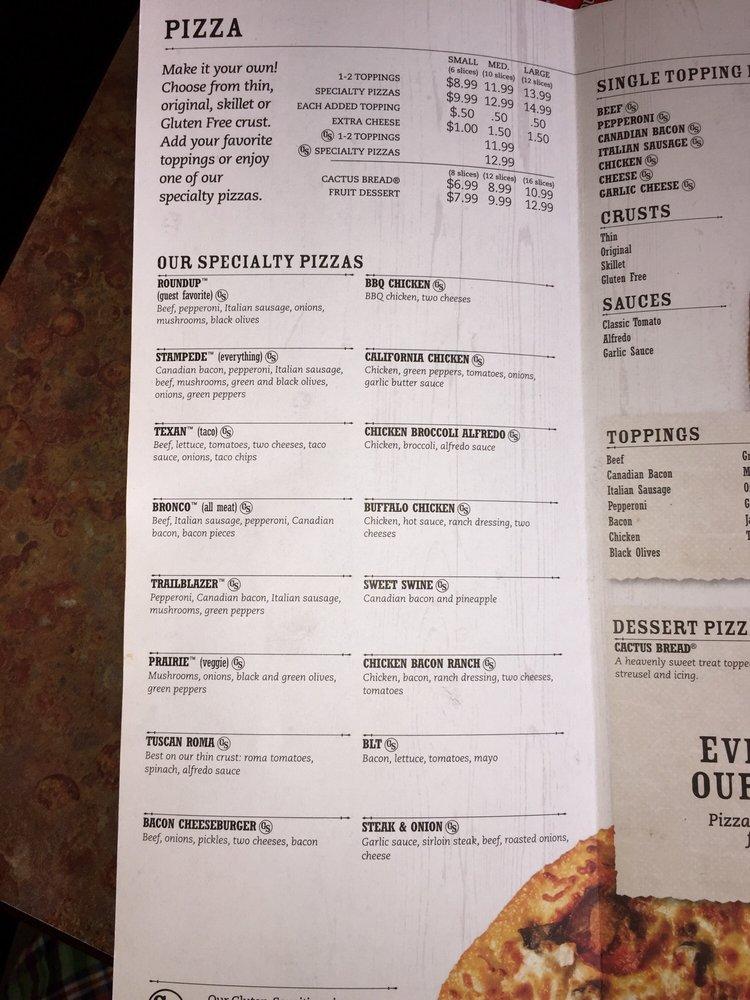 Pizza Ranch: 2711 Lazelle St, Sturgis, SD