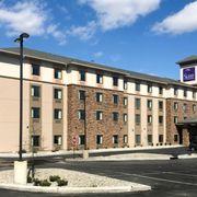 Sleep Inn Suites Middletown Goshen