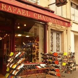 f061ec98b02788 Chaussures Rafaël - Magasins de chaussures - 13 boulevard St Denis ...