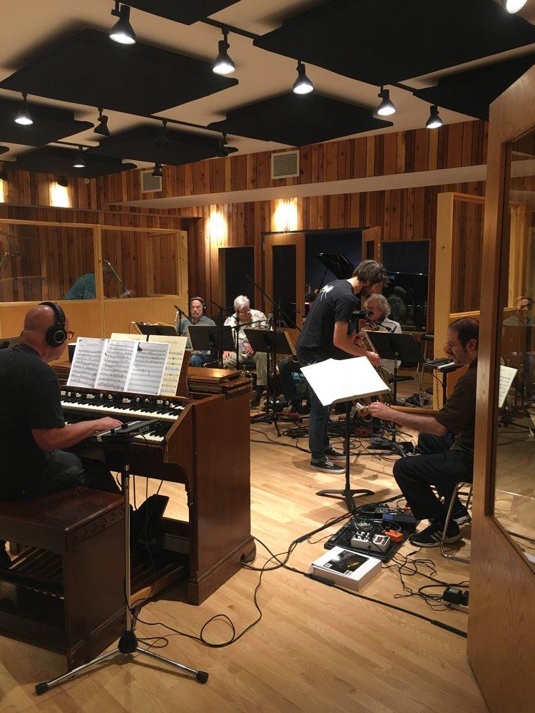 Sound on Sound Studios: 1 Greenwood Ave, Montclair, NJ