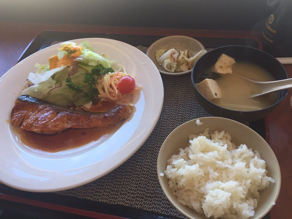 Teriyaki salmon, very nice - Yelp - photo#30