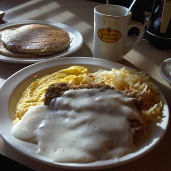 Photo Of Country Kitchen Wisconsin Dells Wi United States En Fried Steak