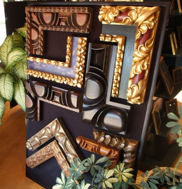 Acanthus Fine Frames Mirrors Framing 3120 Crow Canyon Rd San