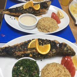 Nile Seafood Market And Restaurant
