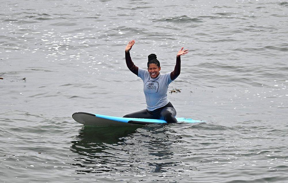 Social Spots from Surf School Santa Cruz