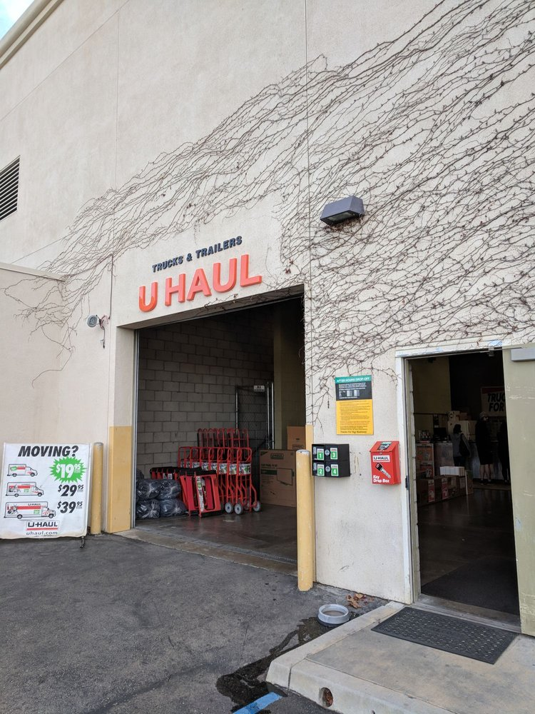 U-Haul Neighborhood Dealer: 29901 Santa Margarita Pkwy, Rancho Santa Margarita, CA