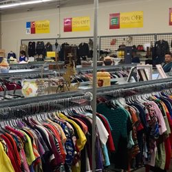 Salvation army store dfw