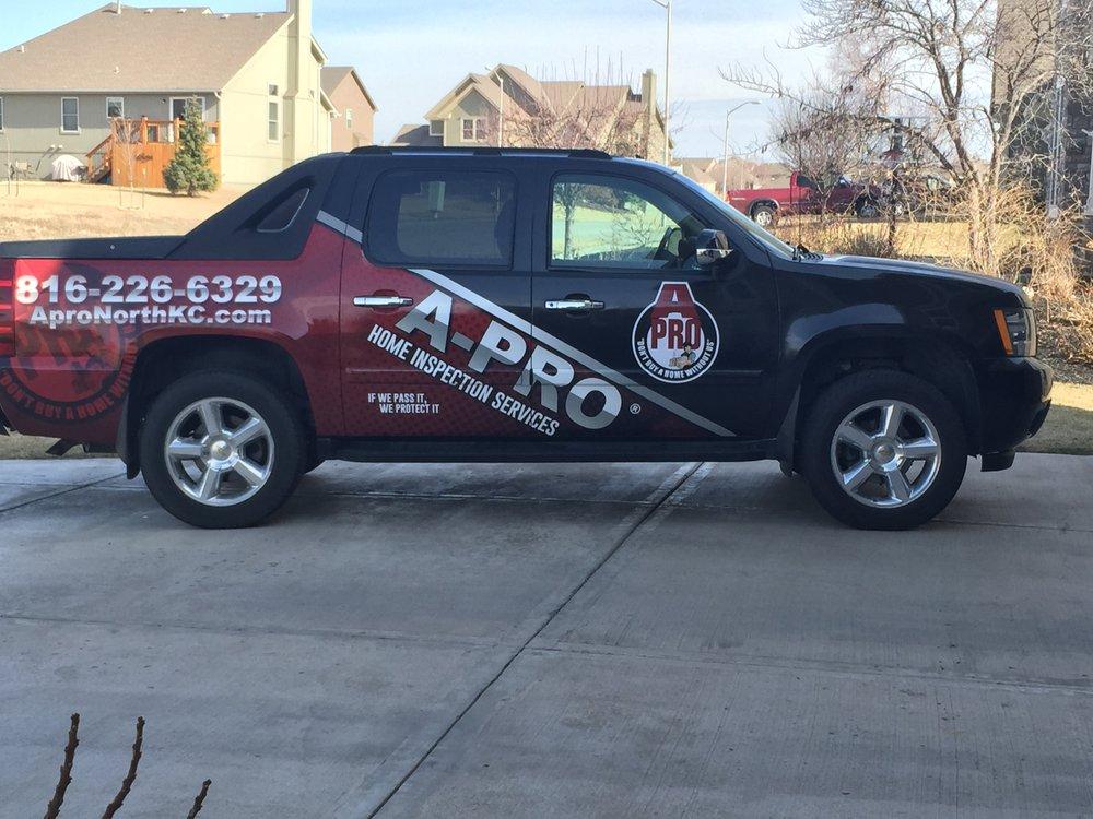 A-Pro Home Inspection Services: 5231 NE Antioch Rd, Kansas City, MO