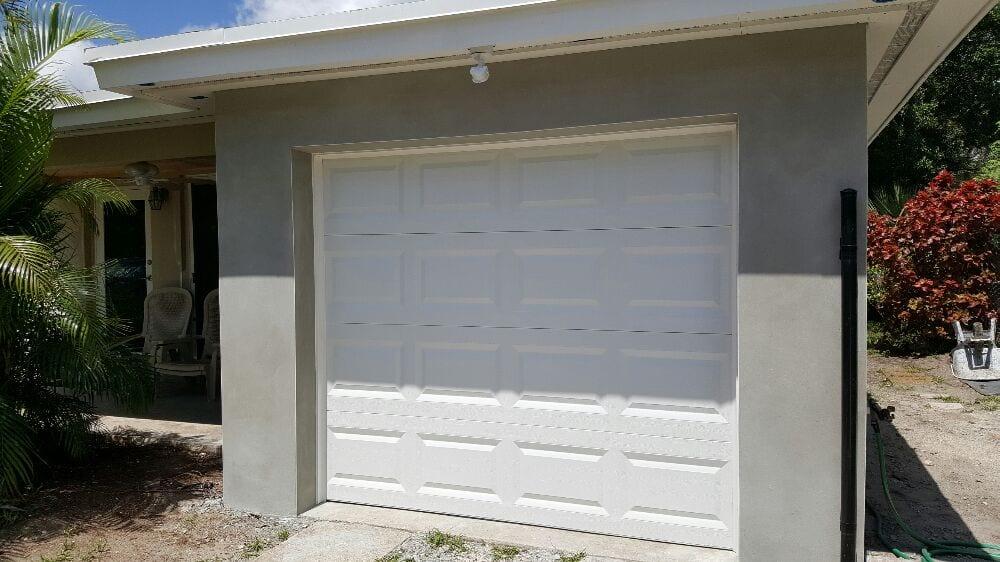 8x7 Clopay Hurricane Impact Garage Door Yelp
