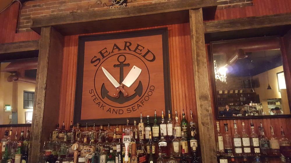 Seared food now no vodka bar yelp for Food bar petaluma