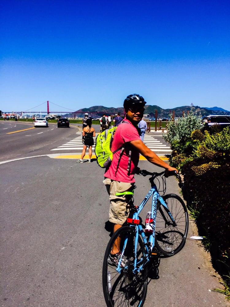 Golden Gate Rides