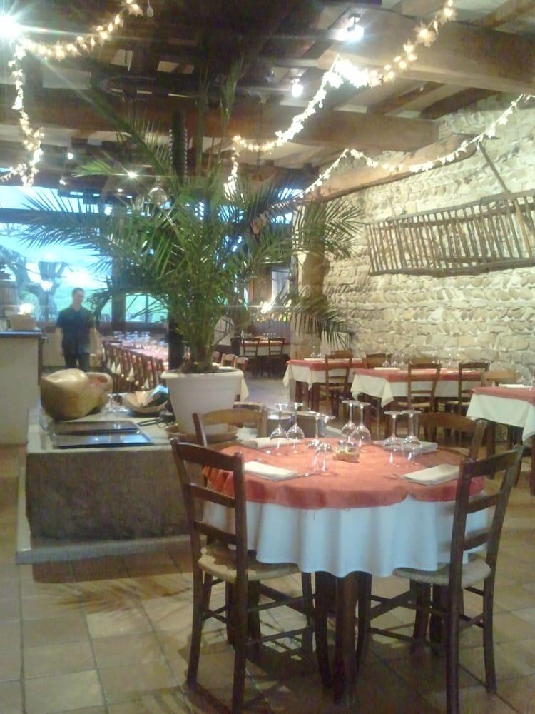 Le pressoir restaurant coutelieu ambronay ain for Le pressoir restaurant