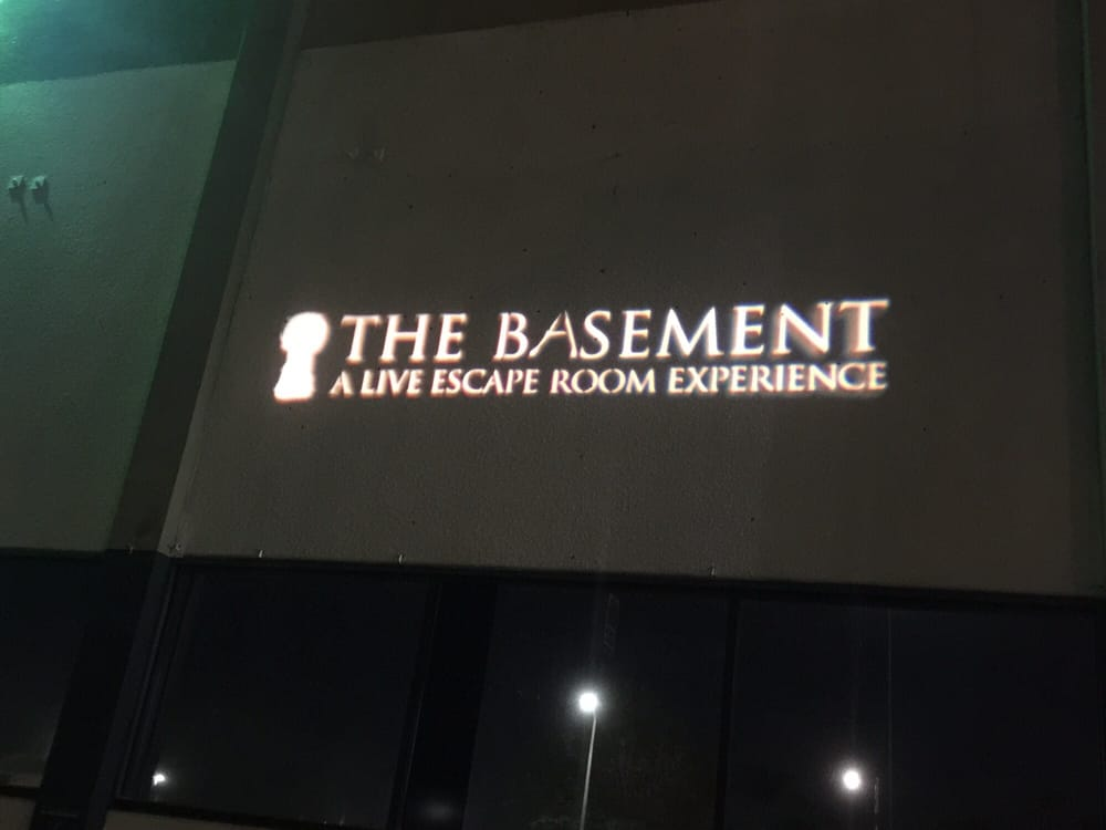 Photos For The Basement A Live Escape Room Experience Yelp