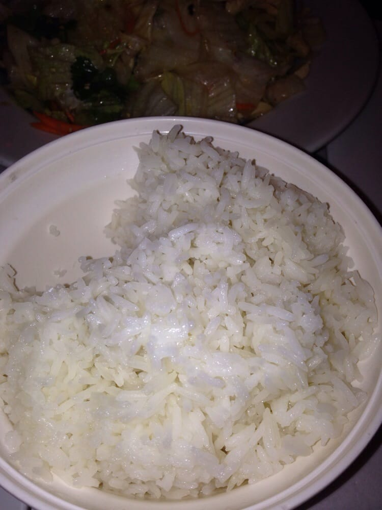 White rice yelp for Amlee chinese cuisine
