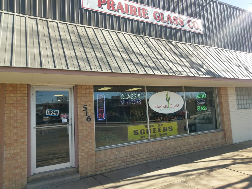 Prairie Glass Company: 516 N Main St, Lamar, CO