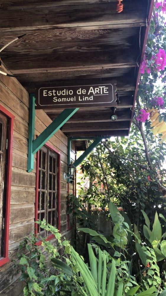 Estudio de Arte Samuel Lind: Carr. PR- 187 Km 6.6, Loíza, PR