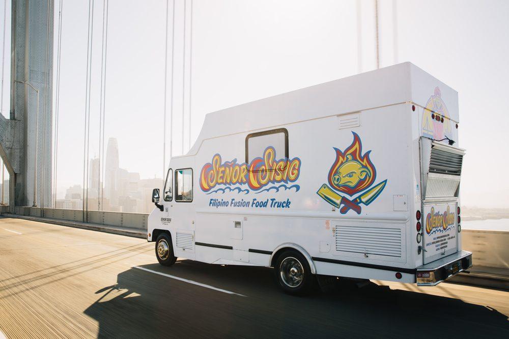 Señor Sisig - Food Trucks