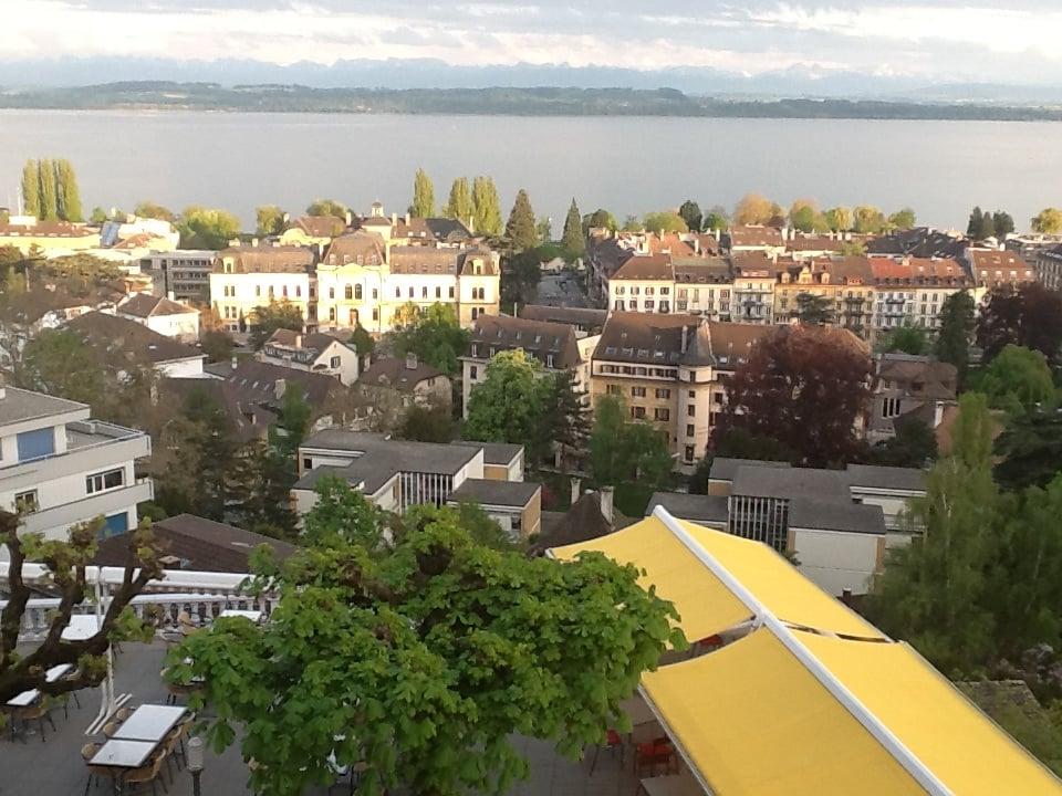 Hôtel Alpes et Lac - Neuchâtel