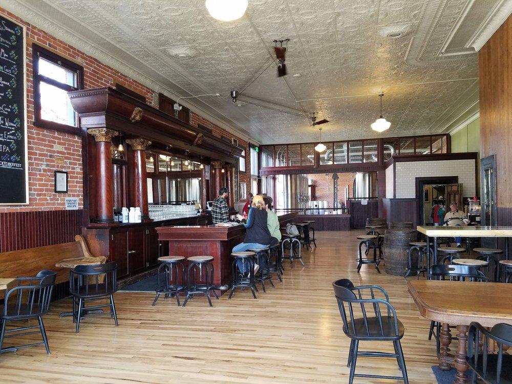Smelter City Brewing: 101 Main St, Anaconda, MT