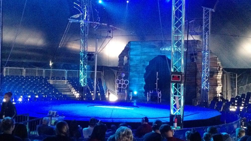Cirque Italia: 2501 W Wabash, Springfield, IL