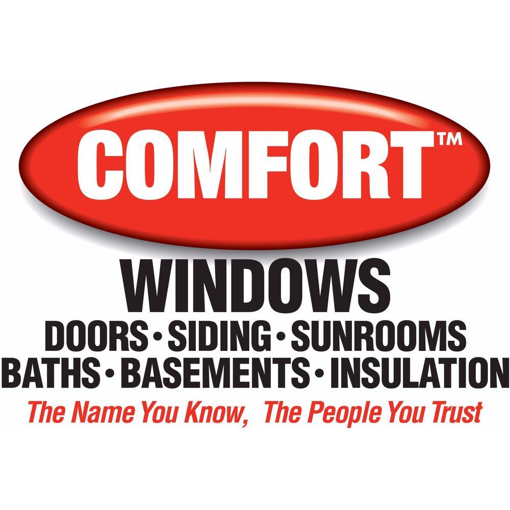 Comfort Windows: 3624 John Glenn Blvd, Syracuse, NY