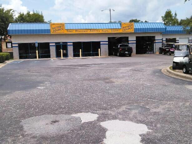 Battery Source - Tallahassee: 3801 Capital Cir NE, Tallahassee, FL