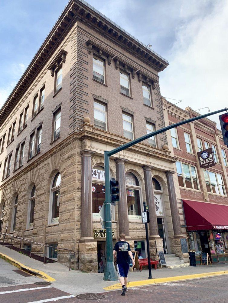 First Deadwood Souvenir: 696 Main St, Deadwood, SD